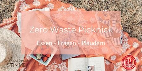 Zero Waste Picknick Tickets