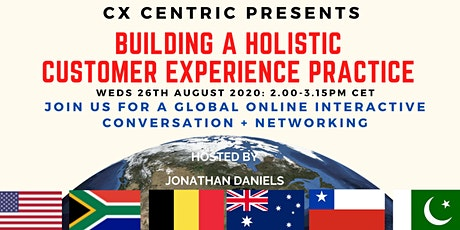 Building a Holistic Customer Experience Practice tickets