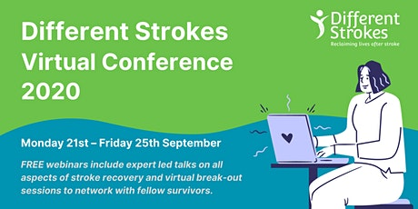2020 Different Strokes Virtual Conference tickets