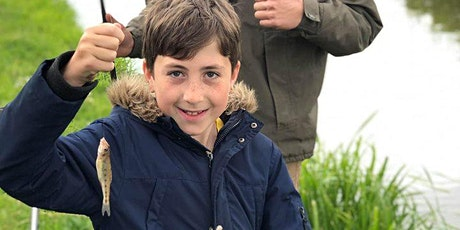 Free Let's Fish! - Willaston - Learn to Fish session tickets