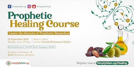 Prophetic Healing Course tickets