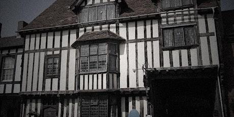 Falstaffs Experience Ghost Hunt, Warwickshire | Friday 13th November 2020