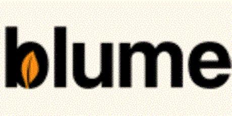 Blume Webinar: VUCA - strategic thinking in unusual times tickets