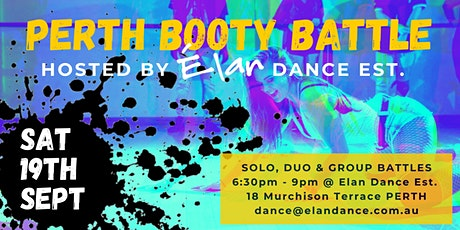 PERTH BOOTY BATTLE tickets