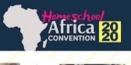 Homeschool Africa Convention 2020 tickets