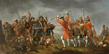 Coffee Morning: The British Army in Scotland after Culloden tickets