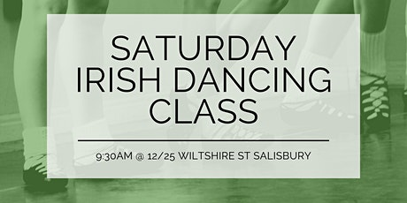 Allistragh Irish Dancing Class tickets