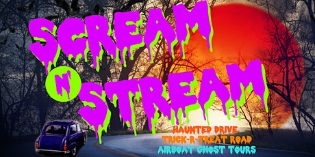 Scream n' Stream Haunted Drive-Thru - ALL TICKETS PRICED PER CAR tickets