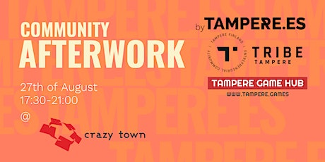 Community Afterwork tickets