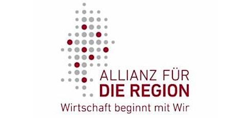 ALLIANZ FÜR DIE REGION: Beratungsgespräch Unternehmensnachfolge tickets