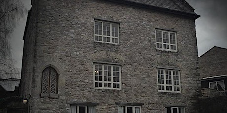 Llanthony Secunda Manor Ghost Hunt Sleepover | 29th November 2020 tickets