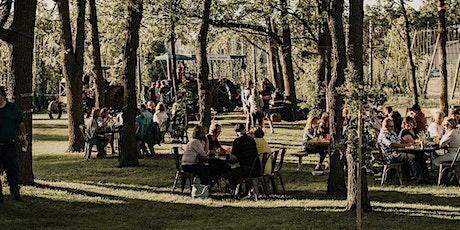 Steel Wheel Brewery - Beer Garden Reservation tickets
