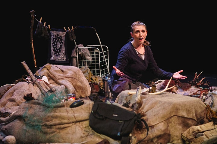 Sharon King-Campbell's play ORIGINAL - now at the CLB Armoury image