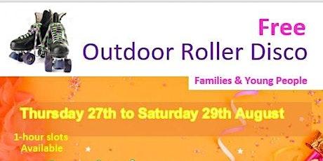 Southwark Summer Roller Skating tickets