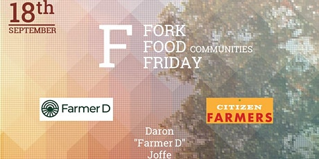 WTF? What The Fork webinar series - FOOD Communities edition tickets