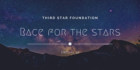 Race for the Stars Virtual 5K tickets