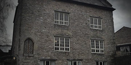 Llanthony Secunda Manor Ghost Hunt Sleepover | 20th December 2020 tickets