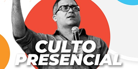 Culto Presencial - Domingo (noite) 16/08/2020 ingressos