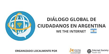 Diálogo Global de Ciudadanos sobre el futuro de Internet en Argentina boletos