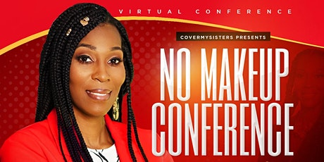 No Make Up Conference tickets