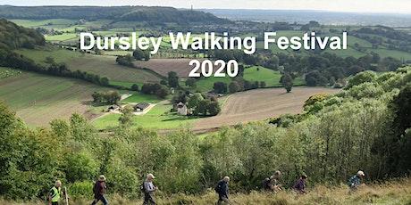 Dursley Walking Festival 2020 -  Cam Stone Stiles and Severn Views tickets
