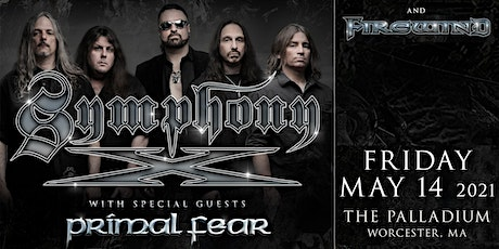 SYMPHONY X: 25TH ANNIVERSARY TOUR tickets