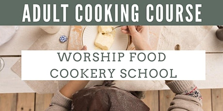 Adult  Outdoor Cooking Course -Menu Planning tickets