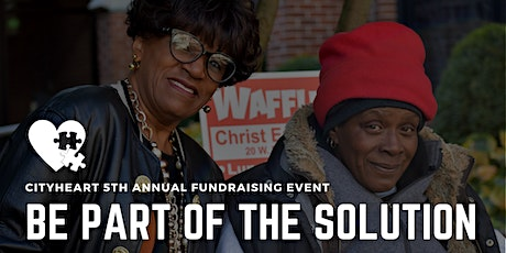 CityHeart 5th Annual Fundraising Event tickets