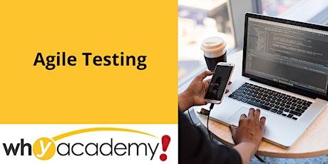 Agile Testing - SG  tickets