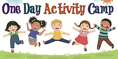 Rathdowney/Errill Activity Hub Activities Day tickets