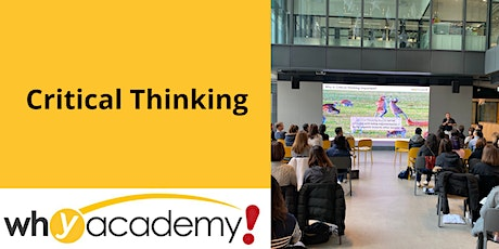 Critical Thinking - HK  tickets