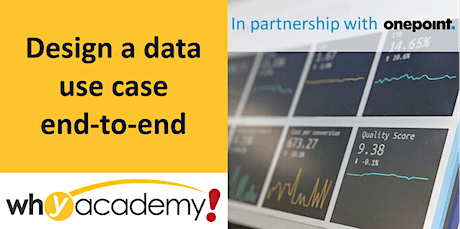 Design a data use case end-to-end - HK  tickets