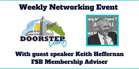 FSB - The benefits of becoming a member for both you and your business. tickets
