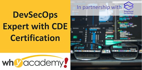 DevSecOps Expert with CDE Certification - HK  tickets