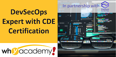 DevSecOps Expert with CDE Certification - SG  tickets
