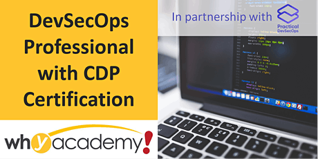 DevSecOps Professional with CDP Certification - HK  tickets