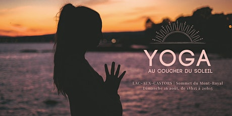 Yoga à l'heure dorée tickets
