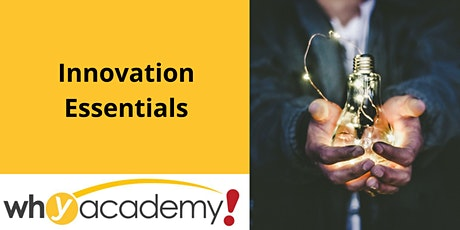 Innovation Essentials - HK  tickets