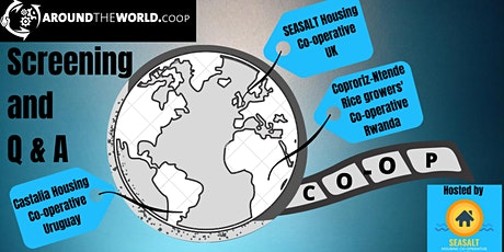 Aroundtheworld.coop screening and Q&A tickets