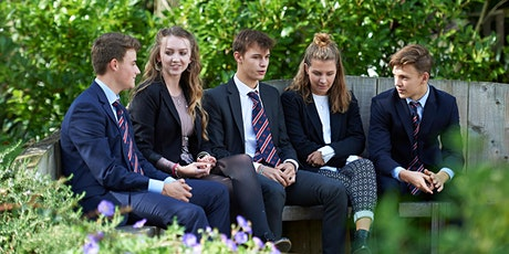 Churcher's College   Sixth Form Open Evening   Live Q&A Session tickets