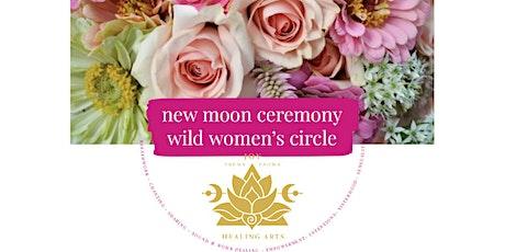 new moon - wild women's circle tickets