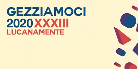 Gezziamoci 2020 | 3a Giornata Biglietti, Dom, 30 ago 2020 alle 19:30 |  Eventbrite