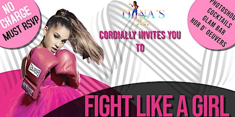 "Fight Like A Girl: ""75 Women In Pink"" tickets"