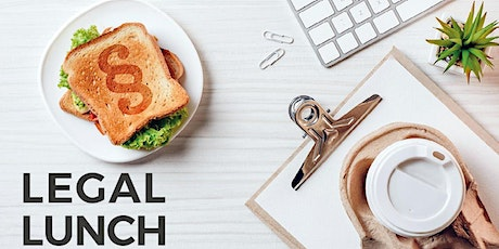 [ONLINE] Legal Lunch by CreativeSpace and LEXR – Legal 101 for Startups tickets