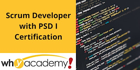 Scrum Developer with PSD I Certification - CN  tickets