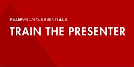 Train the Presenter tickets