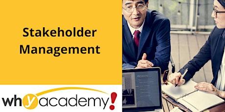 Stakeholder Management - SG
