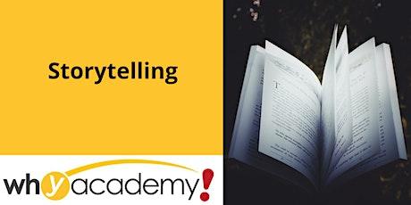 Storytelling - HK  tickets