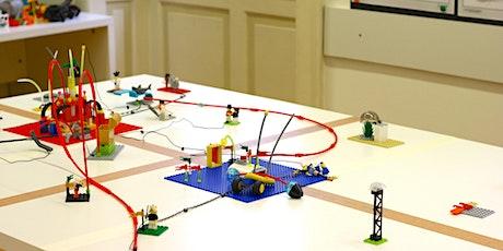 Sessione Pilota Progetto LSP.Link // LEGO® SERIOUS PLAY® biglietti