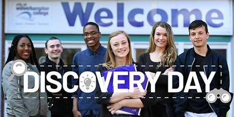 Discovery Day #DiscoverWolvColl tickets